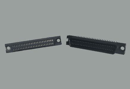 Surface Mount SCSI Connectors